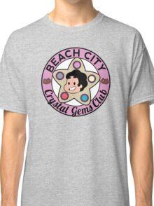 Steven Universe - Beach City Crystal Gems Club Classic T-Shirt