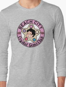 Steven Universe - Beach City Crystal Gems Club Long Sleeve T-Shirt