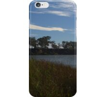 A rippled murray river iPhone Case/Skin