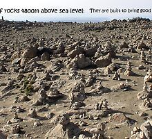 Cairns Lucky Rock Towers by kjcasey