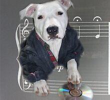 doggy dj by Alyson  Cuff