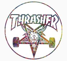 Thrasher by lukecorallo