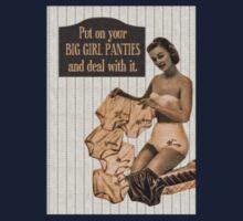 Big Girl Panties Kids Clothes