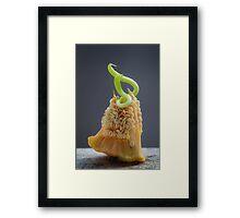Pepper Guts Framed Print