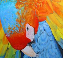 Joe's Parrot by Michael Beddall