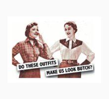 Butch Fashionistas by CafePretzel