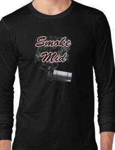 CS:GO - Smoke mid Long Sleeve T-Shirt