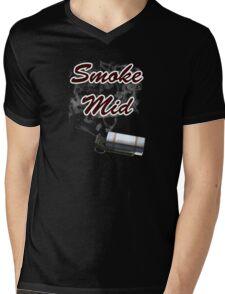 CS:GO - Smoke mid Mens V-Neck T-Shirt