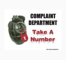 Complaint Department by CafePretzel