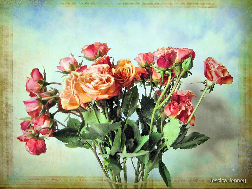 Fresco Rose by Jessica Jenney