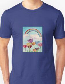 Tulips & Rainbows T-Shirt