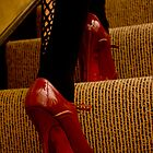 Red Shoes by John Shingler