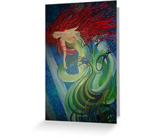 Enchanted Mermaid Greeting Card