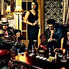 Poker by Anna Weber