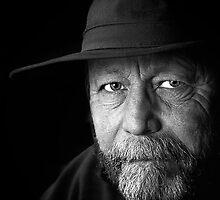 Self Portrait by Bryan Peterson