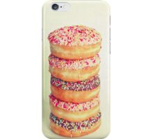 Stack of Donuts iPhone Case/Skin