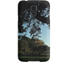 The Glasshouse behind the trees Samsung Galaxy Case/Skin