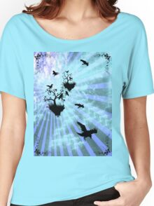 magical places on a tee Women's Relaxed Fit T-Shirt