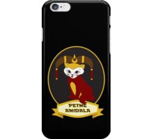 Petme Amidala iPhone Case/Skin