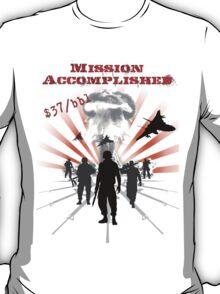 War & Oil T-Shirt