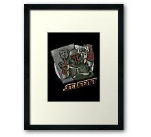 SELFETT Framed Print