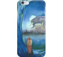 """Ralph and the Elephants from Mars"" iPhone Case/Skin"