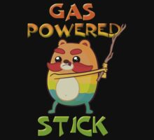 Gas Powered Stick Kids Tee