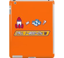 Call Chu iPad Case/Skin