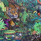 Lurking In The Jungle by Jedro