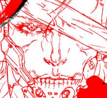 Revengeance 04 Sticker