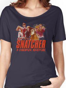 Snatcher Women's Relaxed Fit T-Shirt