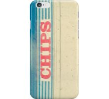 Chips iPhone Case/Skin