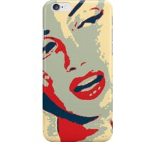 A wise girl kisses iPhone Case/Skin