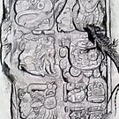 Mayan Glyphs by Jedro
