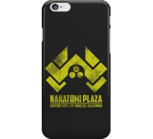 Nakatomi Plaza - Die Hard iPhone Case/Skin