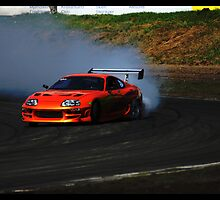 Supra Burnout by BartoCreations