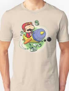Saving the Princess from Exploding Turtles T-Shirt