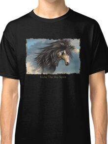 Kiche T-shirt (Sky Spirit - Cree) Classic T-Shirt