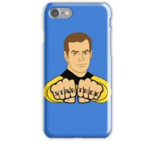 Star Trek Fist Tattoos iPhone Case/Skin