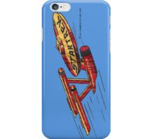 Vintage Enterprise Artwork (c. 1975) iPhone Case/Skin