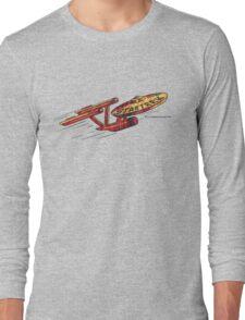 Vintage Enterprise Artwork (c. 1975) Long Sleeve T-Shirt