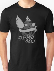 Second Is the Best Unisex T-Shirt