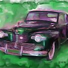 42' Lincoln Continental by ezcat