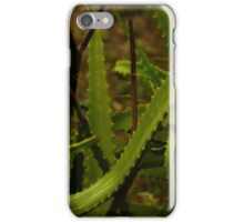 Aloe Vera iPhone Case/Skin