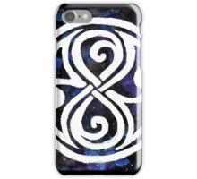 The Seal of Rassilon iPhone Case/Skin