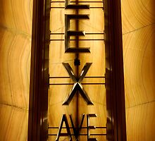 Chrysler Building: Lex Ave by maxwell78