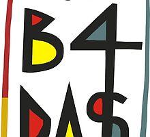 Joey Badas by fateagle