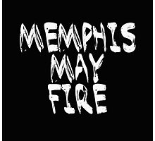 Memphis May Fire Photographic Print