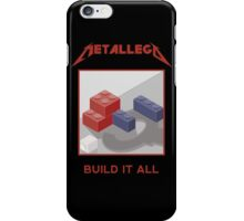 Metallego: Build it All iPhone Case/Skin