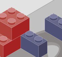 Metallego: Build it All Sticker
